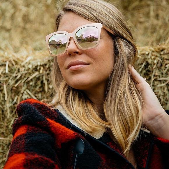 0b842138c90a0 Diff Eyewear Accessories - Diff Eyewear x Lauren Akins Ella Rose Sunglasses
